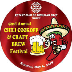 Thousand Oaks Rotary Chili Cookoff & Craft Brew Festival